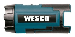 Lanterna 12v Sem Bateria Recarregavel Ws2538.9 Wesco - 12v