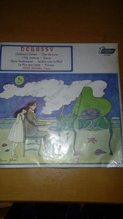 Vinilo Debussy ,peter Frankl.piano