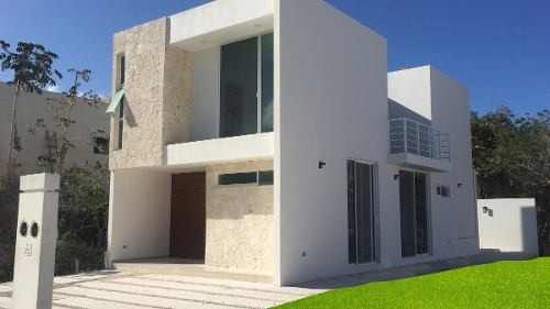 Casa Bogatell Playa Del Carmen Nueva Plusvalía Residencial