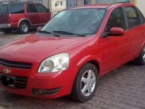 Chevy C2 4 Puertas Comfort (rojo)