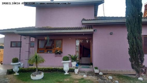 Casa Em Condomínio Para Venda Em Bom Jesus Dos Perdões, Marf Ii, 4 Dormitórios, 1 Suíte, 3 Banheiros, 4 Vagas - 286