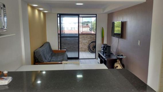 Apartamento Em Praia De Cotovelo, Parnamirim/rn De 59m² 2 Quartos À Venda Por R$ 180.000,00 - Ap583665