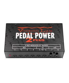 Voodoo Lab Pedal Power 2 Plus Fuente De Alimentación Aisl