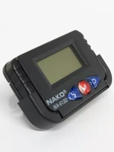 Kit 10 Unds. Relógio Digital Para Carro