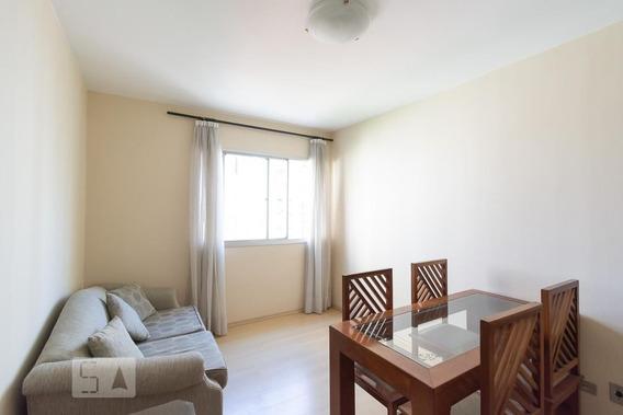 Apartamento No 8º Andar Com 1 Dormitório E 1 Garagem - Id: 892949932 - 249932