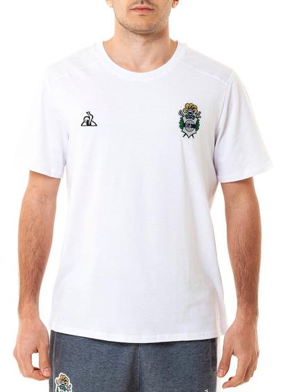 Remera Gimnasia De La Plata Blanco Hombre Le Coq Sportif