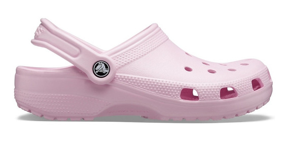 Crocs Originales Classic Ballerina Pink Rosa Mujer