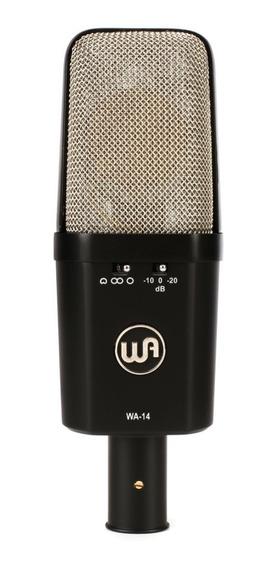 Microfone Condensador Warm Wa-14