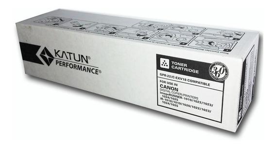 Toner Katun Gpr 22 Canon 1018 / 1019 / 1023 / 1025