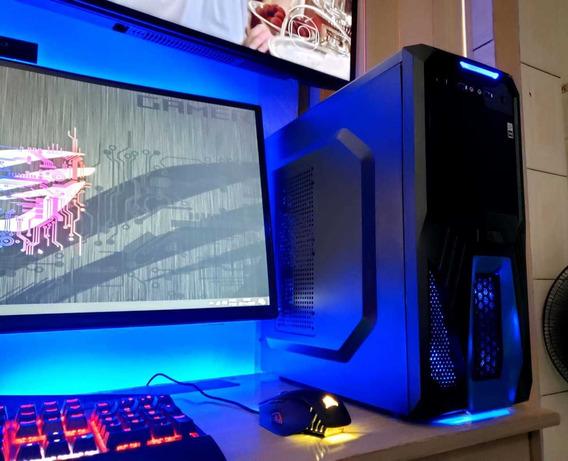 Pc Gamer De Entrada, Com I5 E Gtx 9800gt