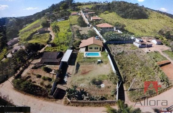 Chácara Com 2 Dormitórios À Venda, 1300 M² Por R$ 260.000 - Morro Grande Da Boa Vista - Bragança Paulista/sp - Ch0200