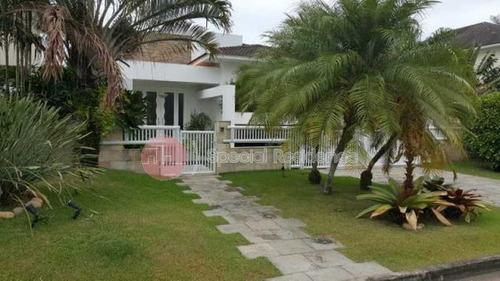 Imagem 1 de 15 de Casa Em Condomínio-à Venda-barra Da Tijuca-rio De Janeiro - 600091