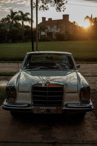 Mercedes Benz 250 Se 1966 (motor Original)