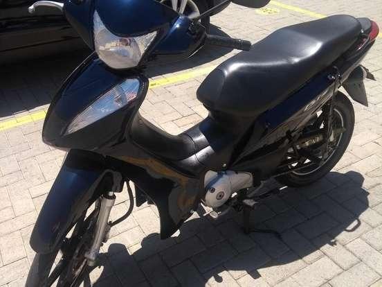 Honda Biz 125 Ex 2011