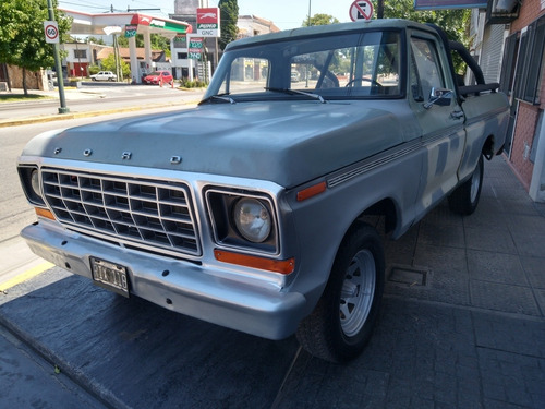 Ford F-100 F100 Deluxe