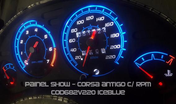 Corsa C/ Rpm Cod682v220 Translucido P/ Painel Show