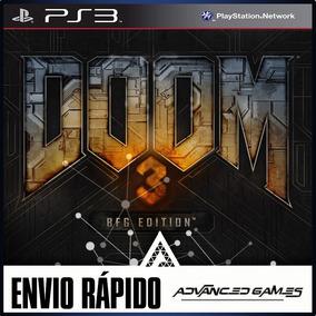 Doom 3 Bfg Edition - Jogos Ps3 Midia Digital