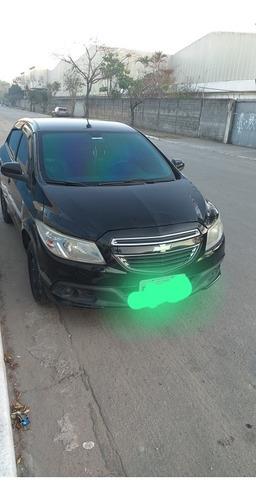 Imagem 1 de 9 de Chevrolet Onix 2013 1.0 Lt 5p