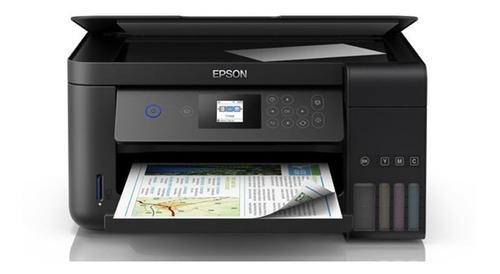 Imagen 1 de 8 de Impresora Epson L4160 Ecotank Wifi Doble Faz Autom Disershop
