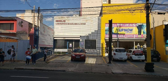 Barão De Itapura Casa Comercial Para Alugar, 198 M² Por R$ 5.500/mês - Jardim Guanabara - Campinas/sp - Ca13316