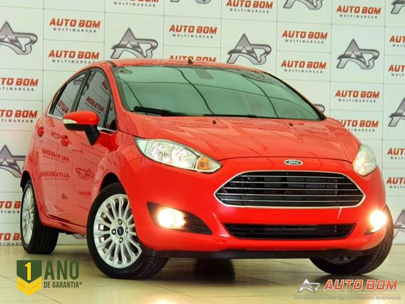 Ford Fiesta Ford Fiesta Titanium 1.6 Completo 2014 2013/...