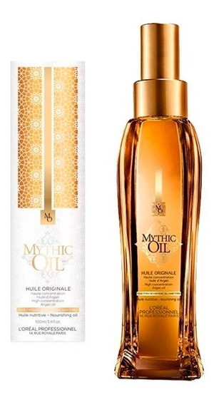 Serum Aceite Mythic Oil Huile Original Loreal X 100 Ml