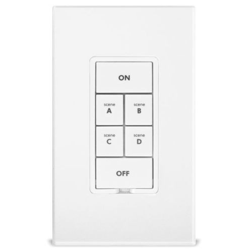 Keypad Dimmer Insteon 2487s 6 Botoes 1800w On/off 4 Cenas