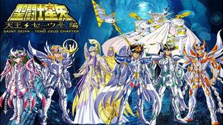 Caballeros Del Zodiaco / Saint Seiya Peliculas Dvd