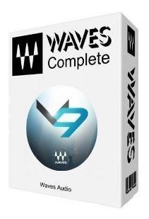 Plugins Waves V9 - Áudio Profissional