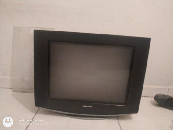 Tv Tubo 20 Samsung ( Sem Controle )