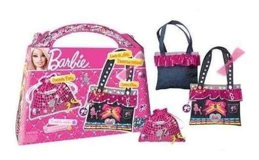Diseñadora De Cartera O Bandolera Jyj Barbie