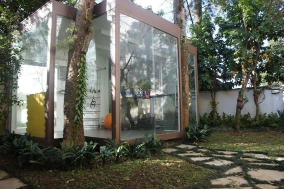 Condomínio Fechado, Altissimo Padrão 720 M² Segurança Reforçada, Bom Gosto E Requinte, Confira. - Jg3012
