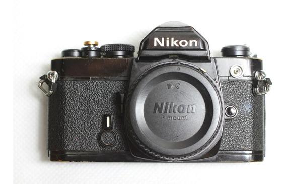 Camera Nikon Fm (usada)