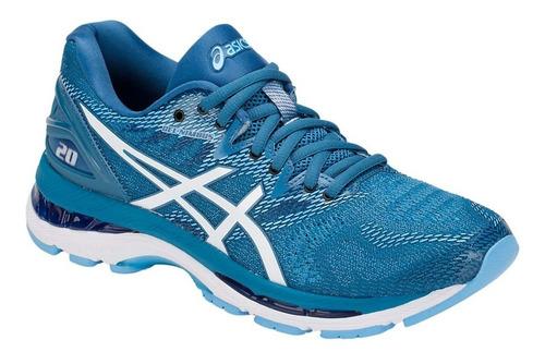 Zapatillas Running Asics Gel-nimbus 20 Mujer - $13.499,10