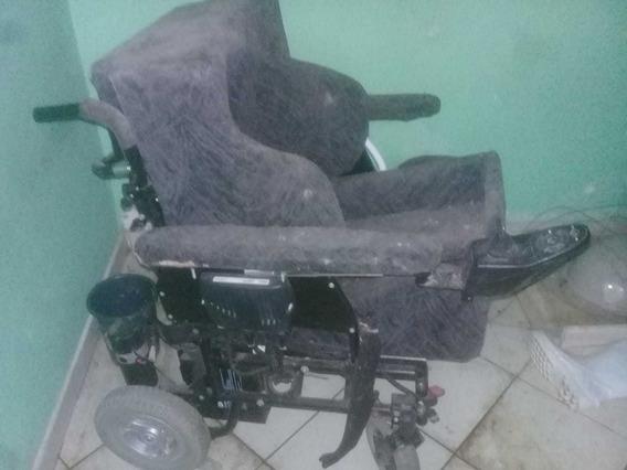 Cadeira De Roda Elet