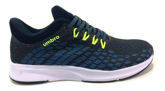 Zapatos Umbro Originales Para Damas - Um16779w - Navy Green