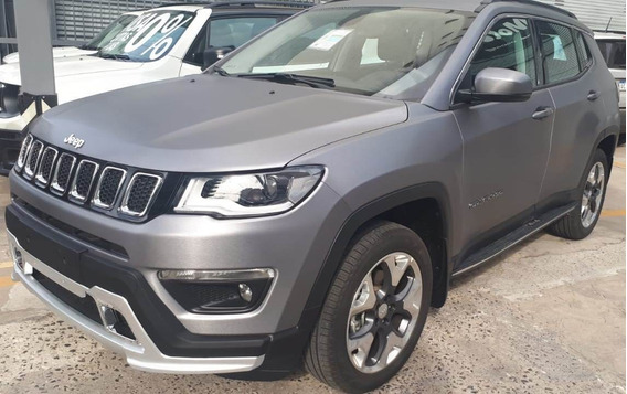 Jeep Compass 2.4 Longitude Plus 4x4 At 2019