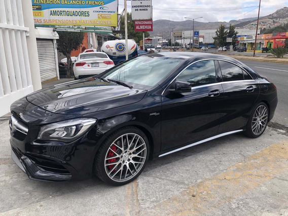 Mercedes-benz Clase Cla 2.0 45 Amg At 2018