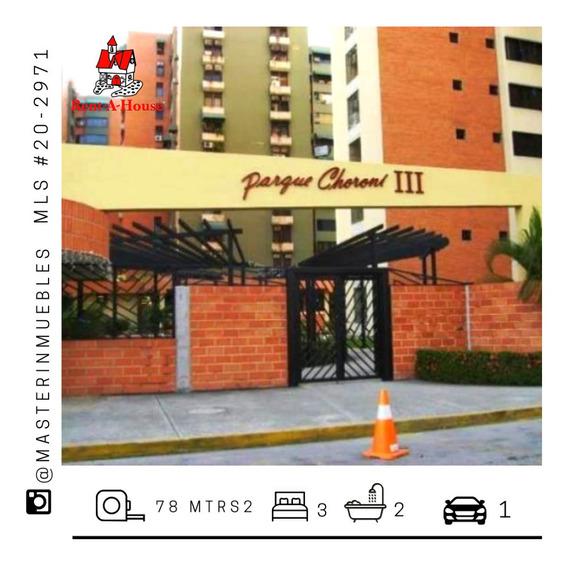 Apartamento En Venta Maracay Base Aragua Rah 20-2971 Mdfc