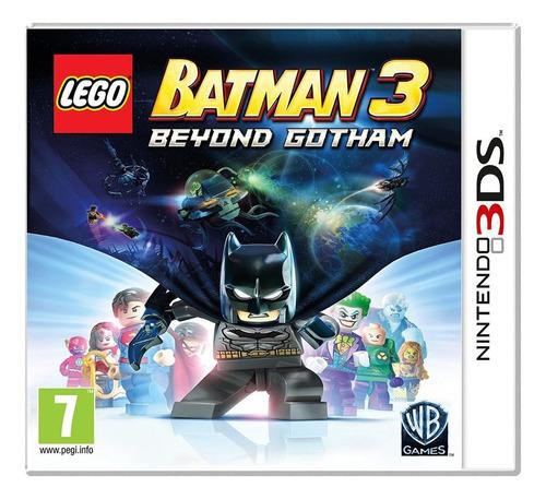 Imagen 1 de 5 de LEGO Batman 3: Beyond Gotham Warner Bros. Nintendo 3DS Físico