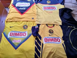 Playeras Del América Originales Usadas