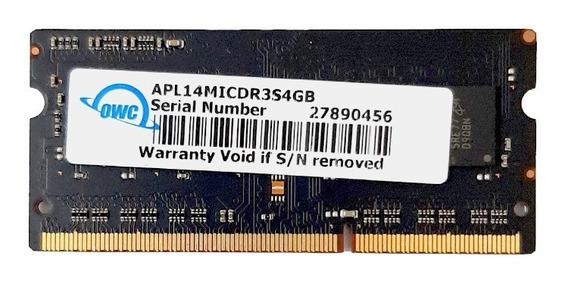 Memoria Ddr3l 8gb Kit (2 X4gb) 1866mhz Sodimm Owc Premium
