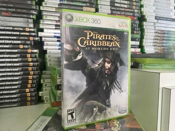 Piratas Do Caribe Para Xbox 360 Original