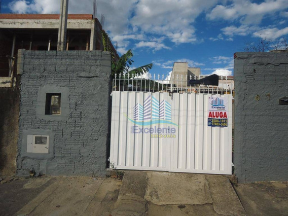 Casa Com 2 Dormitórios Para Alugar, 120 M² Por R$ 950,00/mês - Jardim Amanda I - Hortolândia/sp - Ca0453
