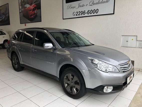 Subaru Outback 3.6 4x4 I6 24v Gasolina 4p Automático 2011