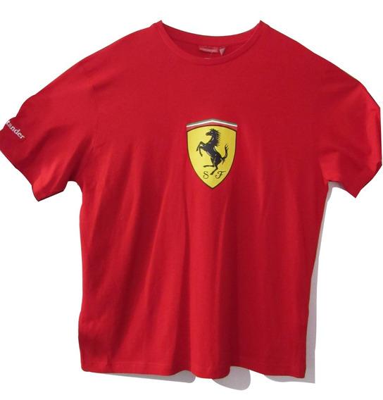 Camiseta Ferrari Niño Scudetto Clasica