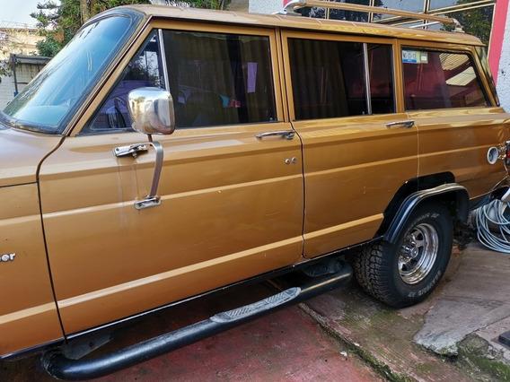 Jeep Wagonner Doble Traccion