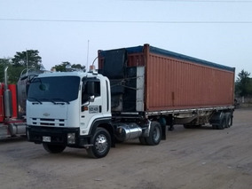 Tractocamion Mula Chevrolet Fvr