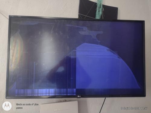 Imagem 1 de 2 de Tv 43 LG