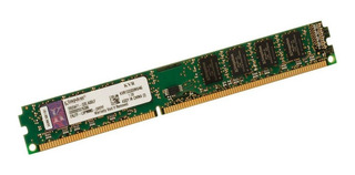 Memoria Ram 4gb Kingston Value Ddr3 1600mhz Gtia Oficial Pce